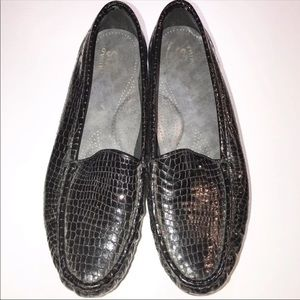 SAS TRIPAD Comfort Black Loafer 11